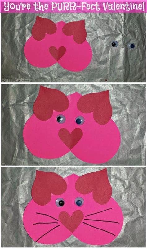 printable valentine animal crafts pinterest the world s catalog of ideas