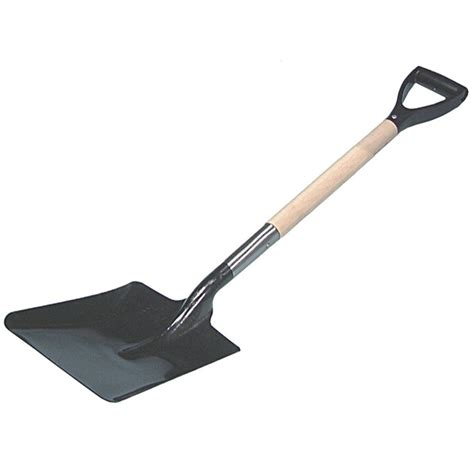 open socket shovel square no 4 pyd