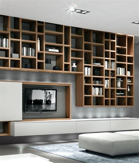 wall library 1000 images about wall mount tv designs on pinterest