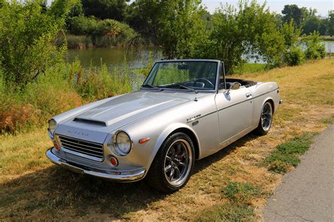 datsun 1600 engine for sale 1969 datsun 1600 roadster with a sr20 engine