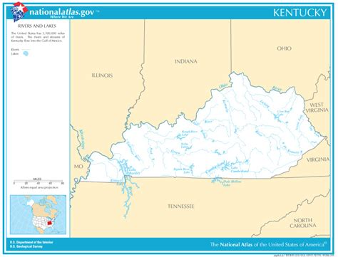 kentucky map with rivers and lakes kentucky state maps interactive kentucky state road maps