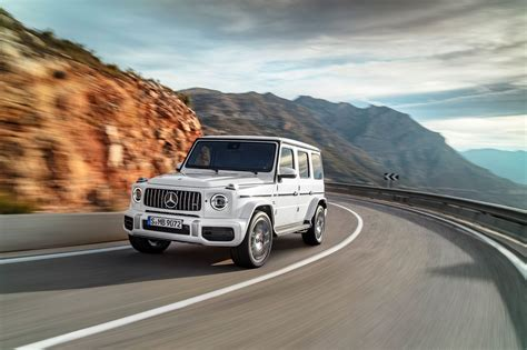 Mercedes Amg G63 by 2019 Mercedes Amg G63 Look