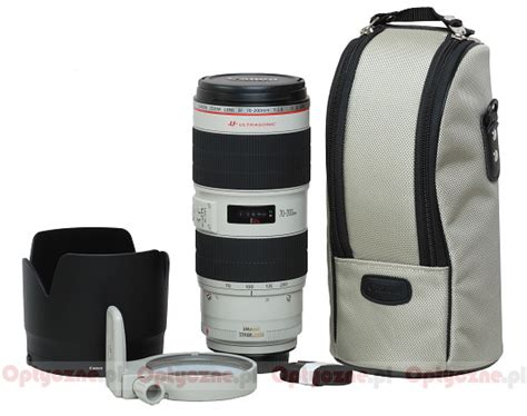 Lensa Canon 18 200 L Series canon ef 70 200 mm f 2 8l is ii usm review build quality and image stabilization lenstip