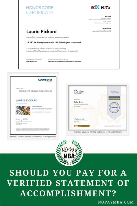 Should Employers Pay More For An Mba by Mba Course Completion Certificate Sle Images