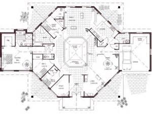 Floor Plans With Indoor Pool Gallery For Gt Luxury House Plans With Indoor Pool