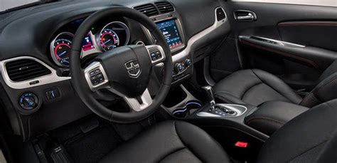 Dodge Journey 2015 Interior by 2016 Dodge Journey Interior Features