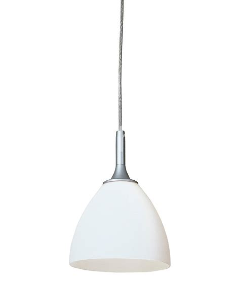 white glass pendant light orion pendant for silvergrey low voltage track
