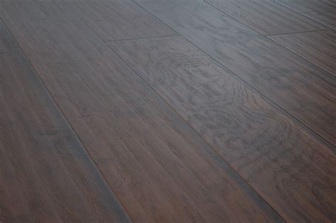 lamton laminate 12mm wide board collection hickory ebony