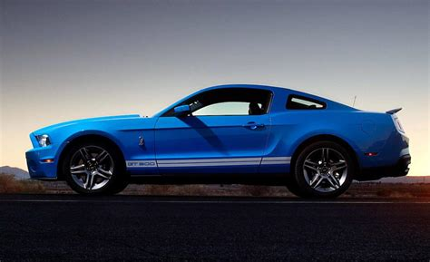 2010 ford mustang shelby gt500 coupe photo