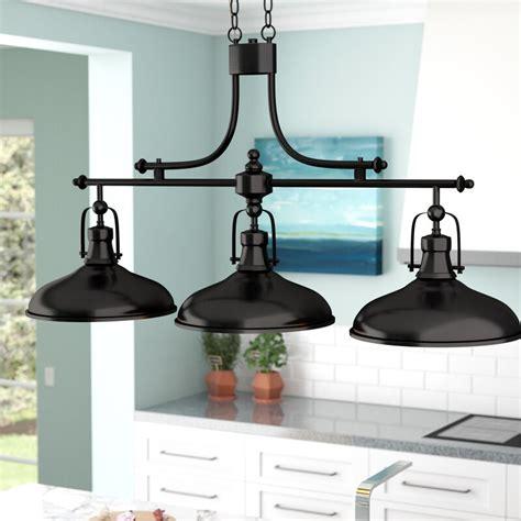 beachcrest home martinique  light kitchen island pendant