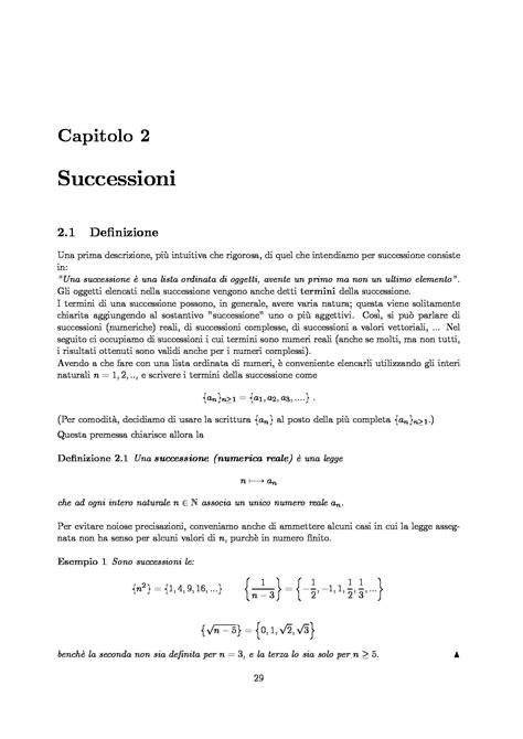 dispense algebra lineare dispensa di matematica algebra lineare e geometria