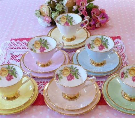 vintage english tea sets www pixshark com images