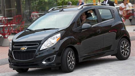 2013 chevrolet spark review price performance