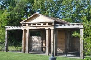 Timber Frame Pergola by Timber Frame Construction By Vermont Timber Works Timber