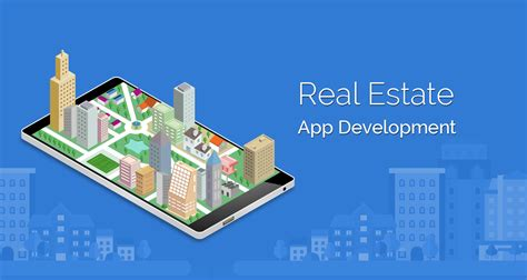 real estate app real estate app development