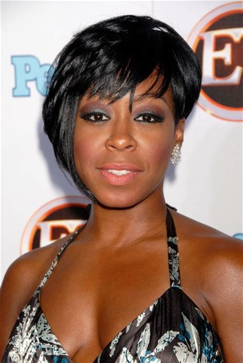 Tichina Arnold Hairstyles by More Pics Of Tichina Arnold Layered Razor Cut 1 Of 4