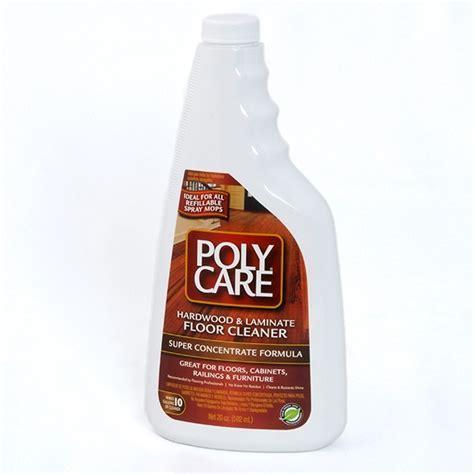 PolyCare Floor Cleaner   20oz.