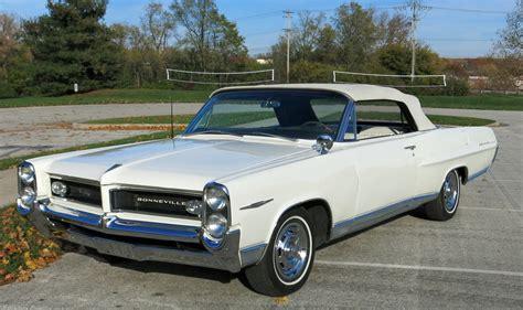 1964 Pontiac Bonneville Convertible by 1964 Pontiac Bonneville Connors Motorcar Company