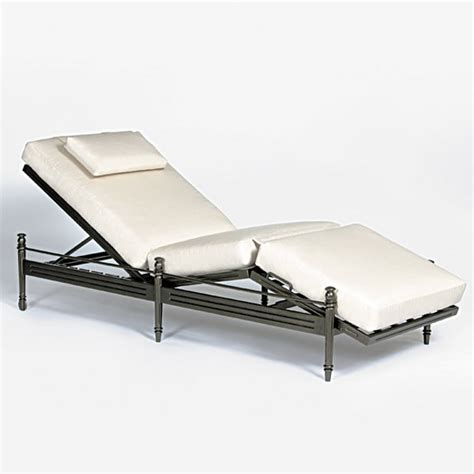 metal chaise lounge chairs metal furniture castillo castillo chaise lounge