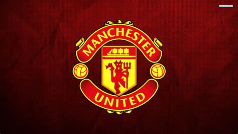 wallpaper keren manchester united wallpapers logo manchester united 2016 wallpaper cave