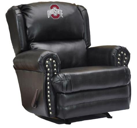 ohio state recliner 549 best images about o h i o on pinterest ohio state
