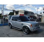 DISCOVERY  Land Rover Discovery Tuning SUV