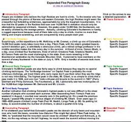 Five Paragraph Essay by Communicating As A Professional A Reading Writing Lesson Plan