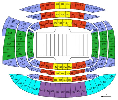 soldier field seating chart soldier field seating chart