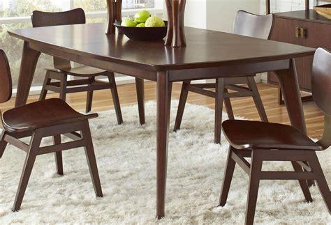 modern harmony dining table pulaski furniture furniturepick