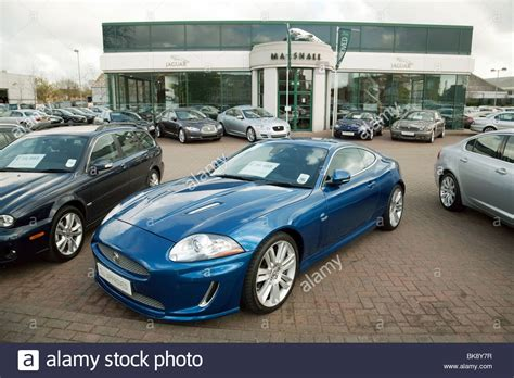 jaguar dealership jaguar car cars for sale outside marshalls jaguar