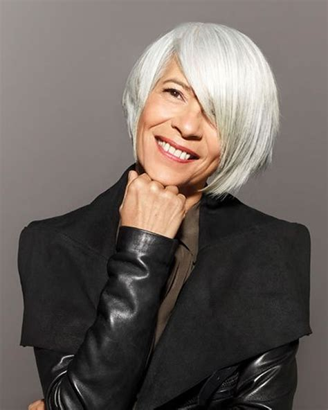 hair color for over 60 25 easy short pixie bob haircuts for older women over 50