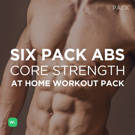 six pack abs workout at home with photo beginner s workout
