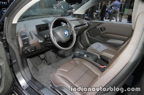 bmw dashboard at 2018 bmw i3 dashboard at iaa 2017
