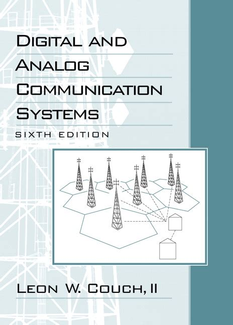 digital and analog communication systems couch couch digital and analog communication systems pearson