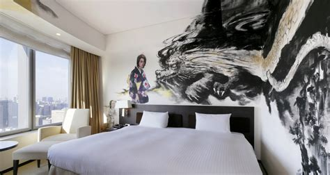 Room Tokyo by The Best Arts And Culture Hotels In Tokyo Japan