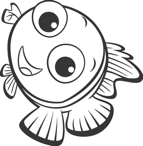 finding nemo coloring pages print it