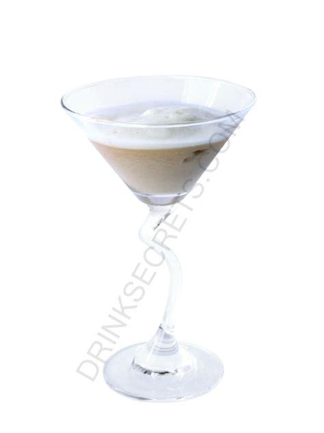 white cocktail black and white recipe