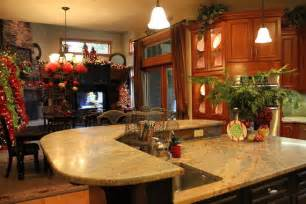 Christmas Kitchen Ideas Christmas Kitchen Decorating Ideas Best Home Decoration