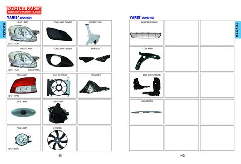Toyota Parts Catalog Genuine Toyota Parts Catalog Motorcycle Review