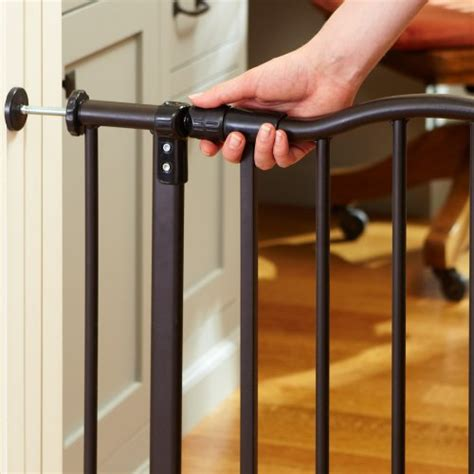 north states supergate easy swing and lock metal gate north states industries supergate portico arch gate matte