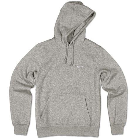Sweater Hoodie Hitam 1 nike swoosh hoodie fleece sweater hoody hoody sweatshirt grey