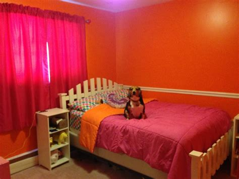 orange and pink bedroom discover and save creative ideas