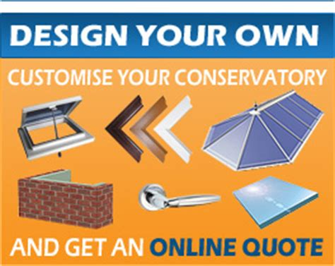 design your own kit home online self build conservatories diy conservatory kits
