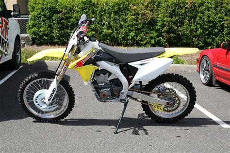 Suzuki 450 Dirt Bike For Sale 2011 Suzuki Rm Z 450 Dirt Bike For Sale On 2040motos