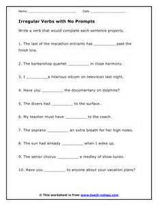 principal parts of irregular verbs worksheet abitlikethis