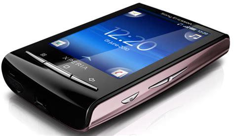 Sony Ericsson Xperia X10 Mini E10i Specifications Xperia X10 Specs