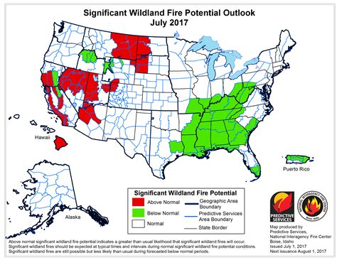 map of oregon fires september 2017 regional wildfire forecasts july august 2017