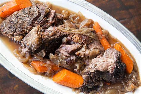 best pot roast recipe chuck roast simplyrecipes com