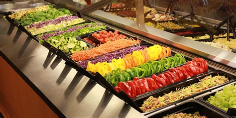 Small Kitchen Organization Ideas by Salad Bar 171 Roche Bros Supermarkets