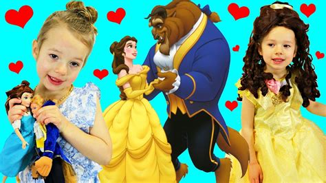 Makeup Makeover And The Beast and the beast makeover to look like disney princess